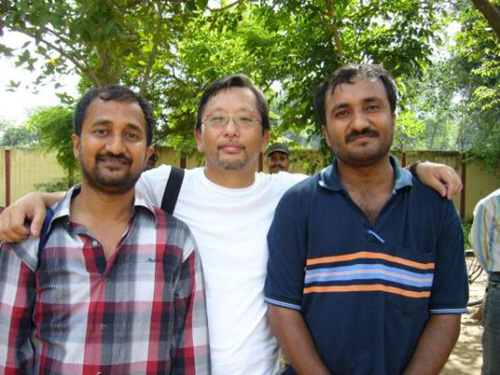 私がインドで会ったクマール兄弟